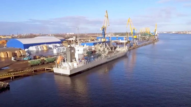 Open access forecasting system tested successfully in the Port of Riga