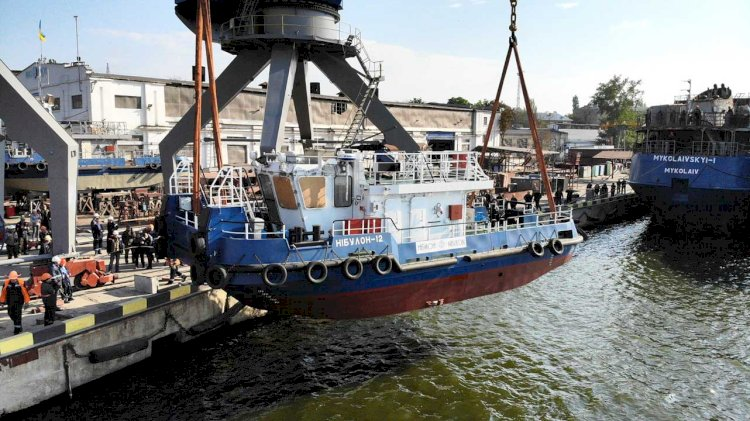 NIBULON launches its first T410 project tug
