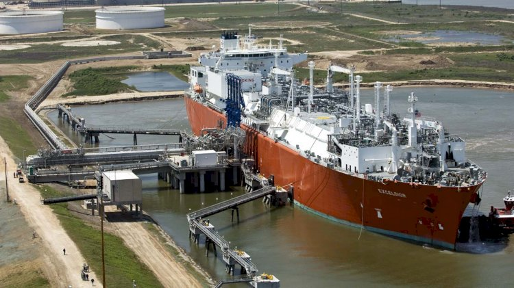 Freeport LNG Train 3 begins commercial operation