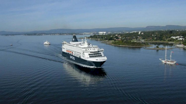 DFDS and Eckerö Line started cooperation