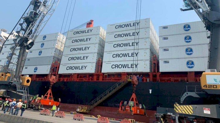 Crowley signs up to Inmarsat's Fleet Xpress