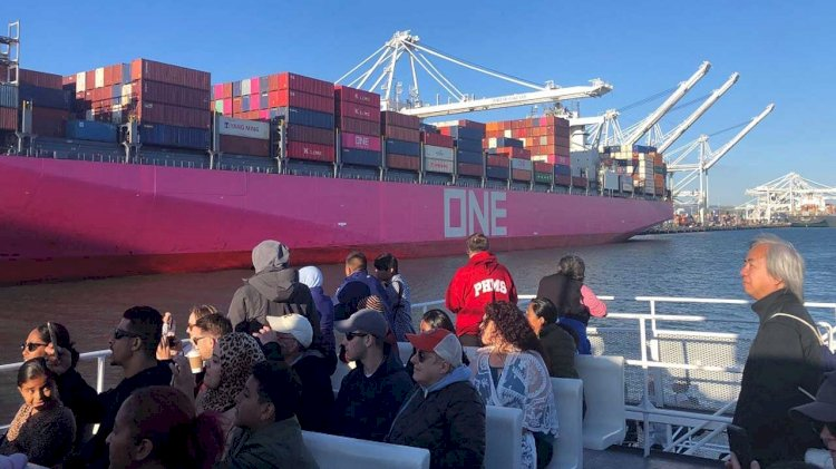 Port of Oakland gets new service to Asia, includes Saudi Arabia