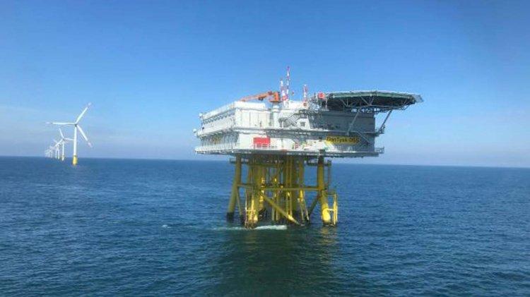 Bakker Sliedrecht upgrades offshore power hub for Vattenfall wind farm