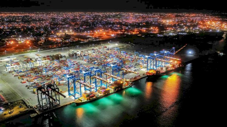 Tema Port expansion works finalised two months ahead of schedule