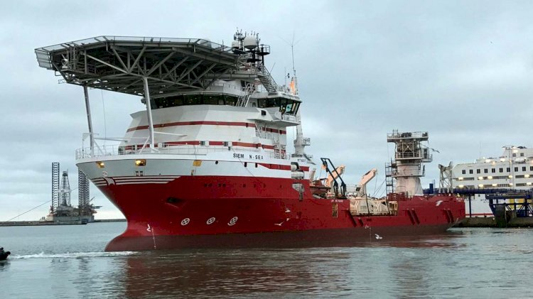 Siem Offshore uses an innovative crew competence assessment tool