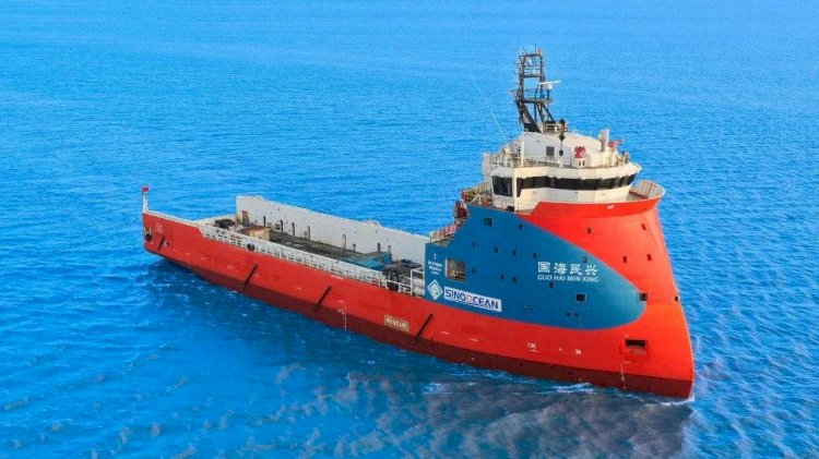 ULSTEIN announces delivery of first two PSVs for COSL