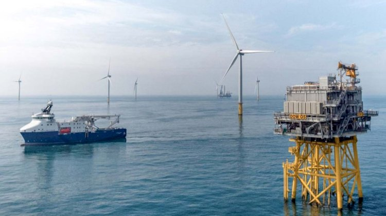 Port of Tyne to become base for world's largest offshore wind farm