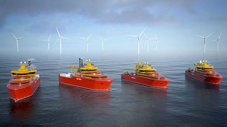 Edda Wind selects MacGregor for offshore wind service vessels