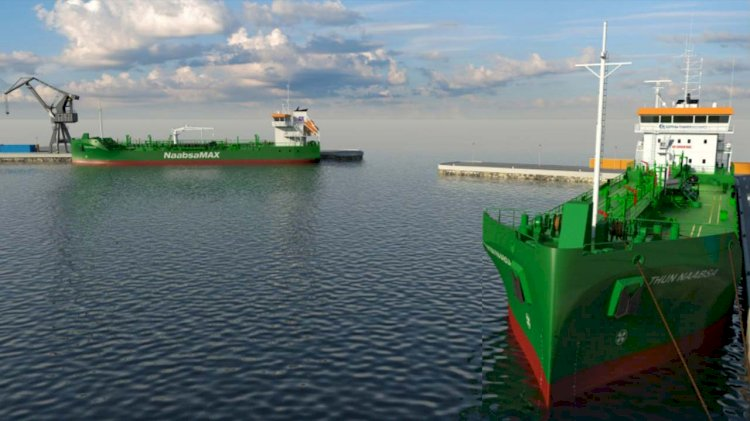Thun Tankers orders a second NaabsaMAX product tanker