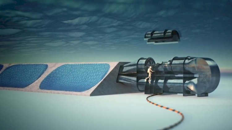 Bombora and ORE Catapult develop co-located floating wave and wind technology