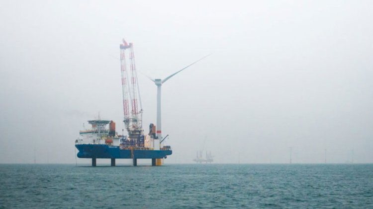 The Northwester 2 wind farm is completed