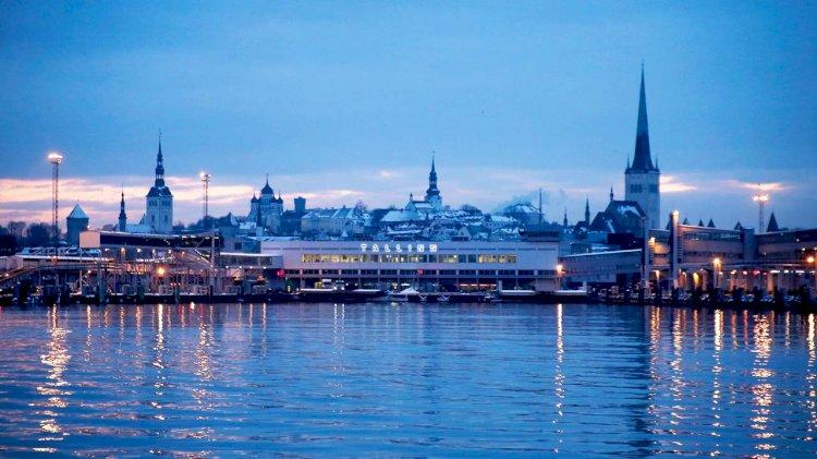 Ferry link Tallinn - Helsinki was partly reopened