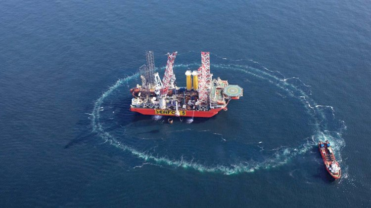 First foundation for Kriegers Flak offshore wind farm in place