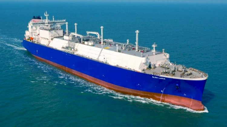 New LNG carrier for EDF LNG Shipping delivered