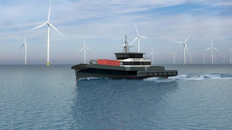 Chartwell and BAR Technologies collaborate on next generation offshore wind CTVs