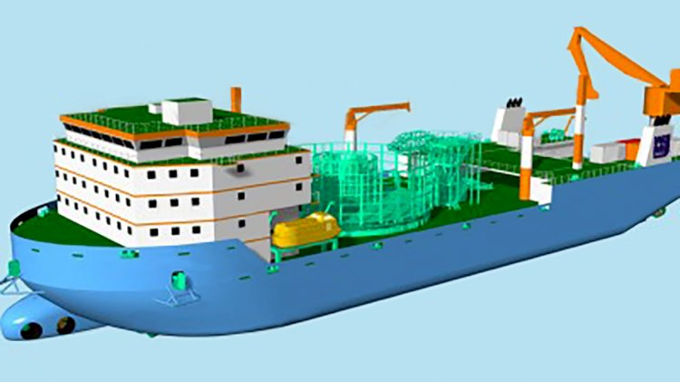 New build cable lay ship for Taiwan's offshore wind industry