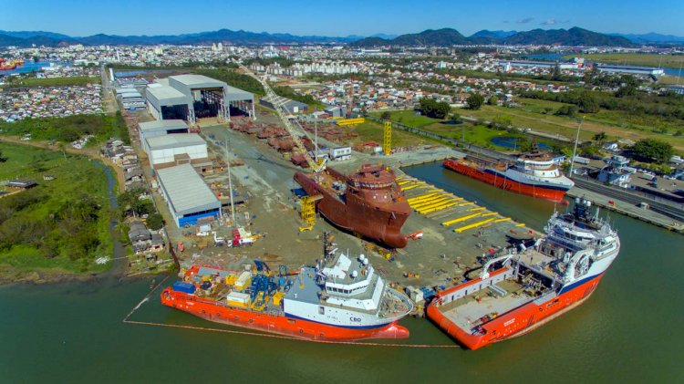 thyssenkrupp Marine Systems acquires the Oceana shipyard in Brazil