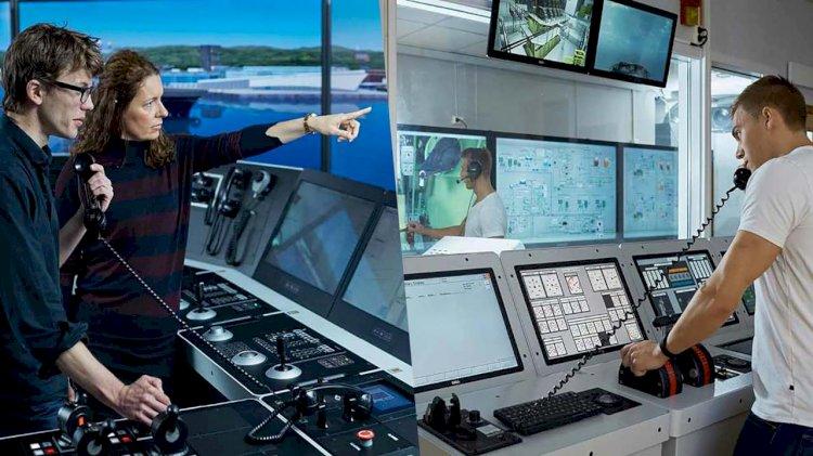University invests in major Kongsberg simulation upgrade