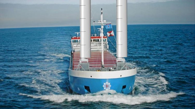 ABS launches new guide for wind-assisted propulsion systems