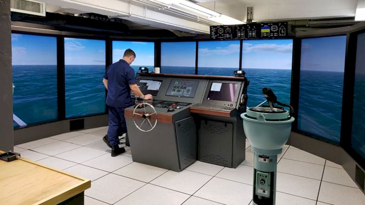 Wärtsilä upgrades the SCANTS Simulation Complex for U.S. Coast Guard Academy