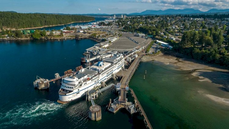 BC Ferries resumes service on Nanaimo – Vancouver