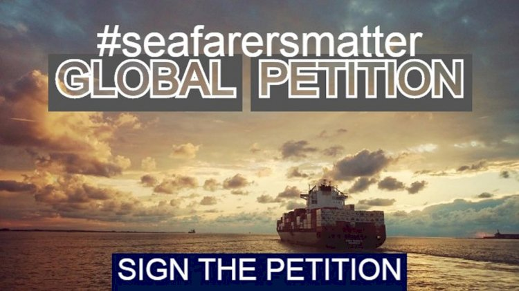 Thousands of seafarers sign global petition for crew change