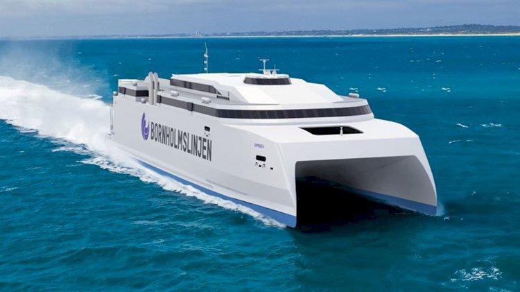 New high-speed ferry for Danish operator Molslinjen