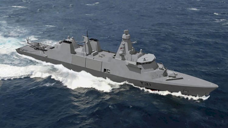 Rolls-Royce to supply complete MTU propulsion systems for Royal Navy vessels