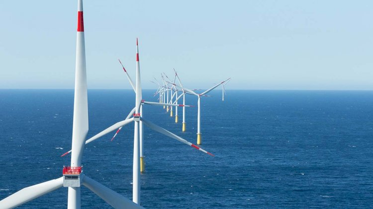 SGRE confirms order for 496 MW Bay of Saint Brieuc offshore wind power plant