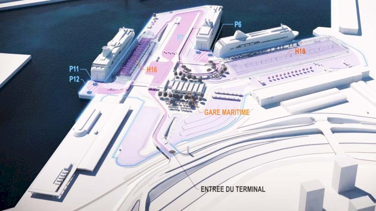 Four Marseille companies selected to work on the new ferry terminal
