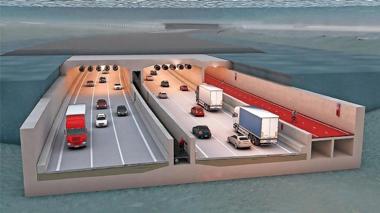 Oosterweel link project: DEME to build the Scheldt tunnel