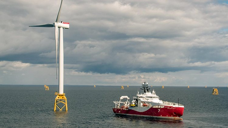 Subsea 7 awarded renewables contract offshore Scotland