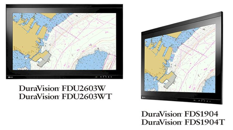 EIZO secures LR type approval for maritime monitors via remote survey