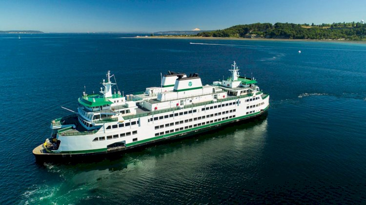 ABB gets contract from Vigor to equip Washington State Ferries
