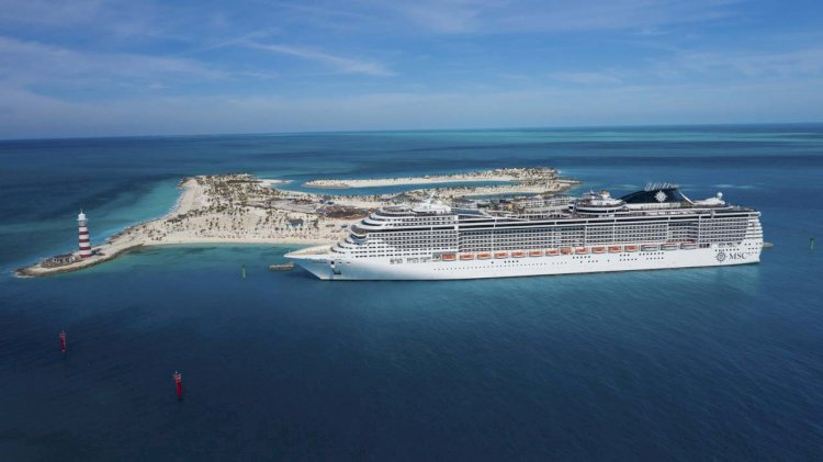 MSC extends shorter-term halt of cruise operations to 31 July 2020