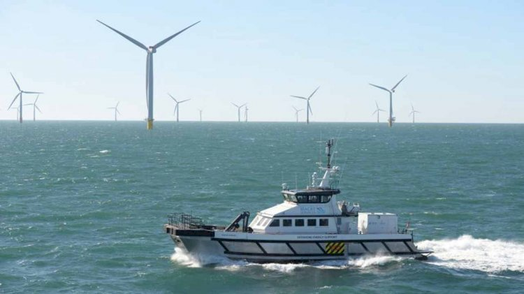Developing tool to reduce impact of choppy seas on offshore wind workers
