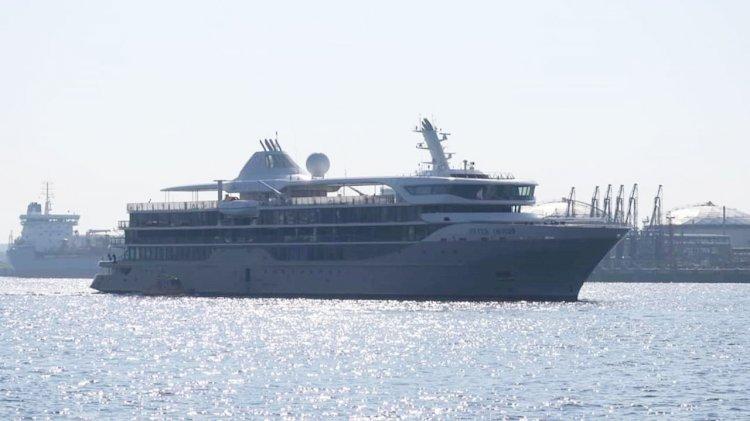 Shipyard De Hoop delivers its expedition cruise vessel to Silversea