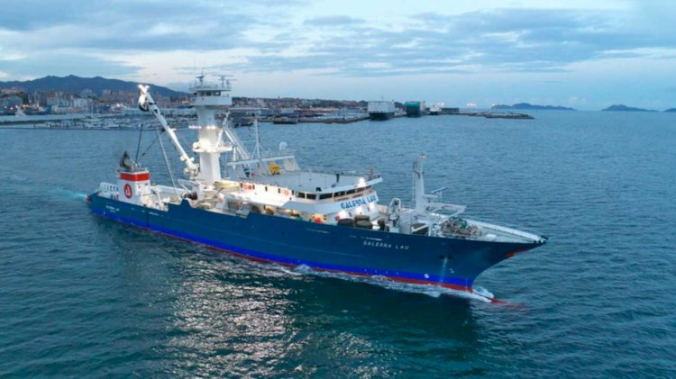 Spanish Albacora Group commissions a new fishing vessel