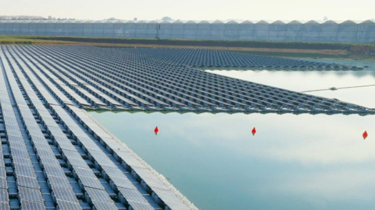 New collaboration to develop first ever RP for floating solar power plants