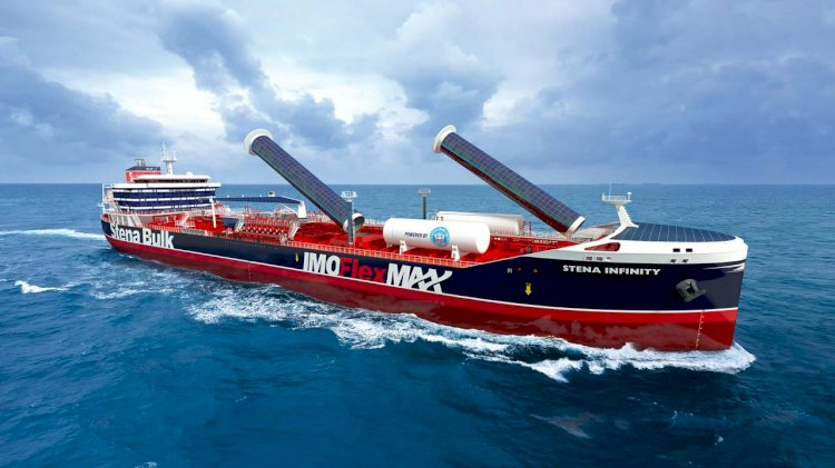 Stena Bulk presents prototype next-generation product and chemical tanker