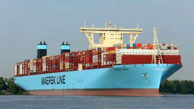 Maersk fleet to improve ocean and climate science