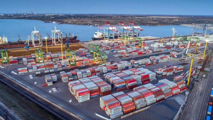 DP World concludes acquisition of TIS Container Terminal in Ukraine