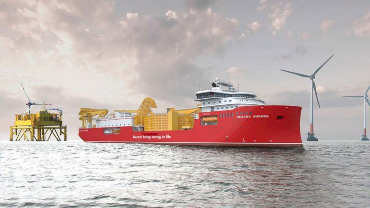 Nexans to supply power export cables for Seagreen offshore windfarm project