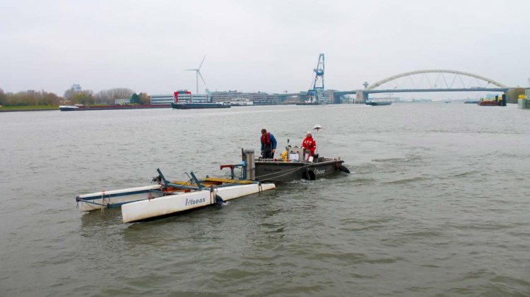 Allseas joins forces to clean Dutch rivers of plastic waste