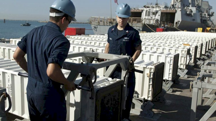 BAE Systems to produce more Vertical Launching System Canisters for U.S. Navy