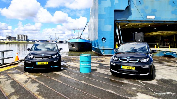 BMW Group joins UECC and the GoodShipping in further biofuel trials