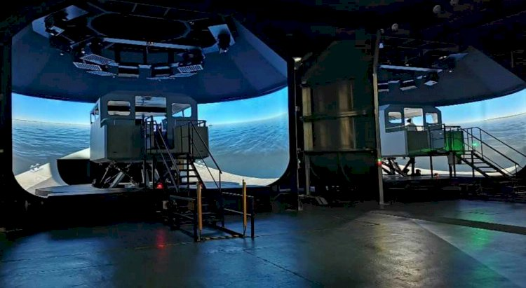 Kongsberg delivers first K-Sim Fast Craft simulators to SPCG's training centre