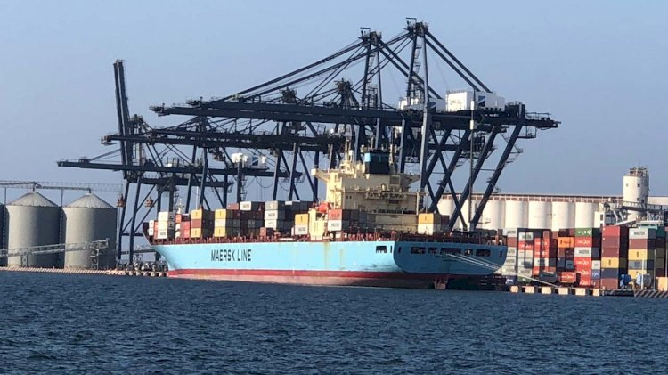 Maersk will begin implementation of innovative SBA ropes on the mooring lines