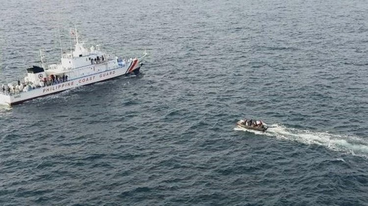 NYK vessel rescues four fishermen off the coast of Manila