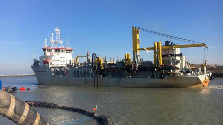 Jan De Nul completes 2000 hours of marine biofuel trial